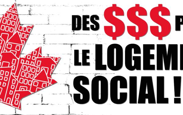 Au Québec, il manque de logements sociaux… mais pas d'argent!
