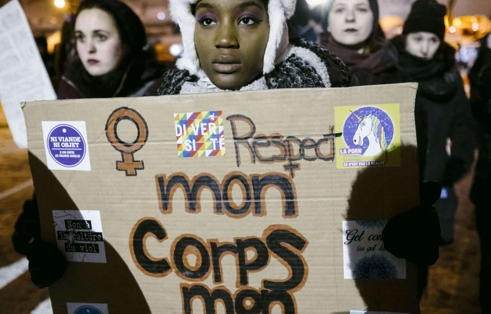 La culture du viol dénoncée au rassemblement « Sans oui, c'est non! »