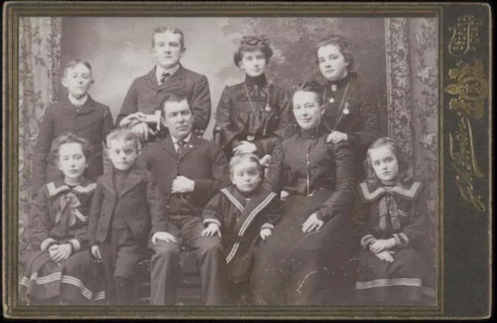 La famille selon Dalpé