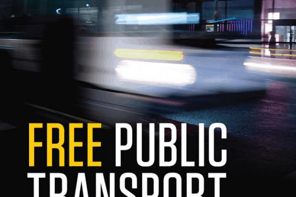 La gratuité du transport en commun avec Jason Prince