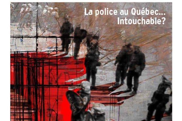 La Ligue des droits et libertés lance un rapport sur l'histoire de l'itinérance à Québec