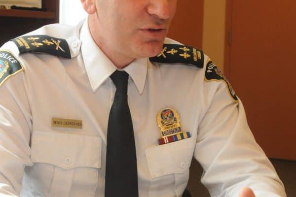 Le COBP répond à la police