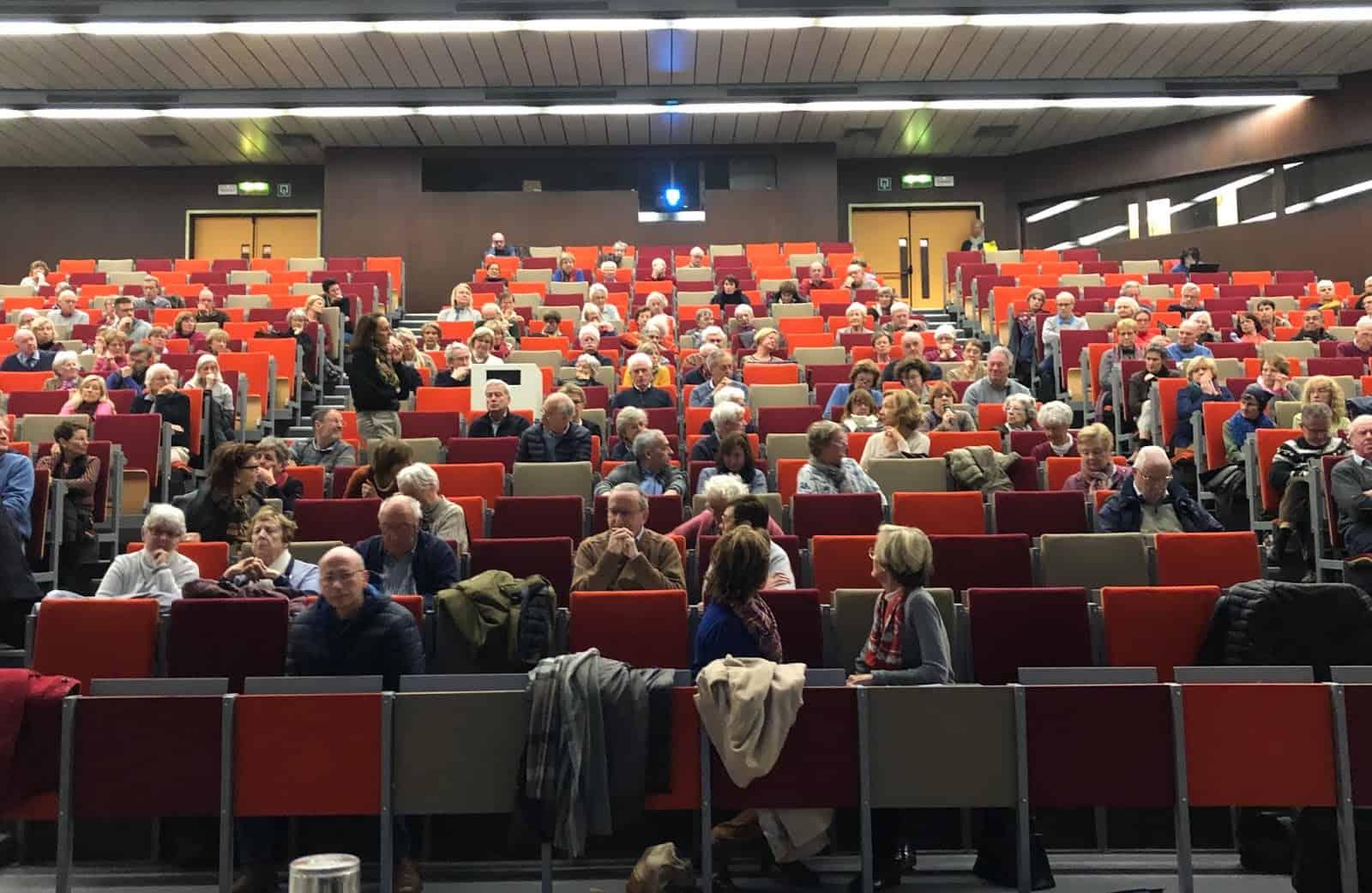 L'UCL clot son ultime congrès
